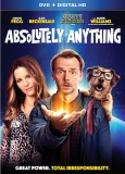 Absolutely Anything (DVD + Digital HD) - June 27