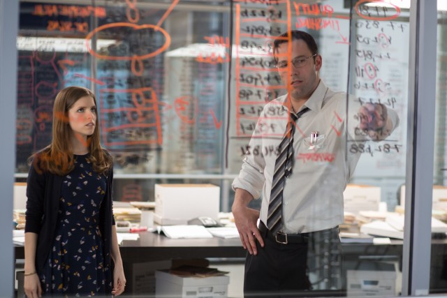 "2016 was a rough year for Ben Affleck and though an okay fall performer at the box office, ""The Accountant"", co-starring Anna Kendrick, was as bad as things got creatively."