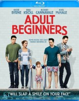 Adult Beginners Blu-ray Disc cover art -- click to buy from Amazon.com