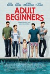 Adult Beginners (2015) movie poster