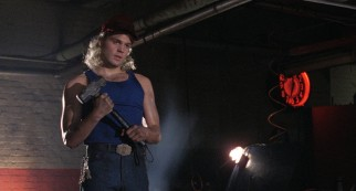 Long before Chris Hemsworth, Vincent D'Onofrio made a convincing Thor as hammer-wielding mechanic Mr. Dawson.