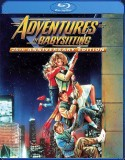 Adventures in Babysitting Blu-ray Disc cover art -- click to buy from Amazon.com