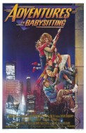 Adventures in Babysitting (1987) movie poster