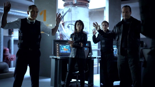 "Allegiances are frequently in flux in Marvel's ""Agents of S.H.I.E.L.D."""