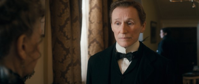 Glenn Close stars as gender-bending Dublin hotel waiter Albert Nobbs.