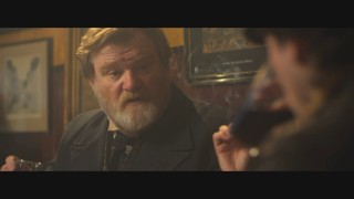 Dr. Halloran (Brendan Gleeson) opens up to Albert about his divorce in this deleted pub scene.