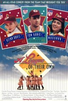 A League of Their Own (1992) movie poster