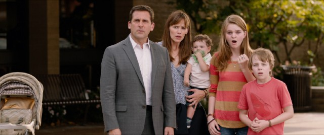 """Alexander and the Terrible, Horrible, No Good, Very Bad Day"" is filled with moments that could produce the looks of shock and despair on the Cooper family's faces."