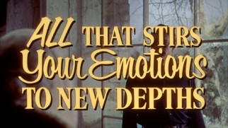 "The ""All That Heaven Allows"" trailer proves it's ""All that"" when it comes to phrases and fonts."