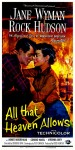 All That Heaven Allows (1955) movie poster
