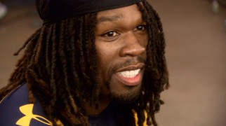 "Life is good for dreadlocked college football star Deon Barnes (Curtis ""50 Cent"" Jackson)."