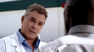 Doctor Brintall (Ray Liotta) hits at the heart of cancer care in this stirring impassioned speech outside his hospital.