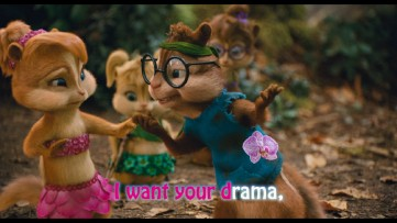 alvin and the chipmunks chipwrecked blu ray dvd review
