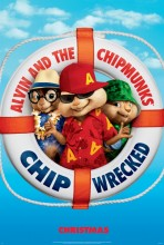 Alvin and the Chipmunks: Chipwrecked (2011) movie poster