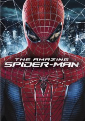The Amazing Spider-Man DVD cover art