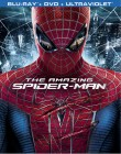 The Amazing Spider-Man Blu-ray 3D combo pack cover art
