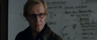 Mentor, scientist, and amputee Curt Connors (Rhys Ifans) is destined to become the villain Lizard.