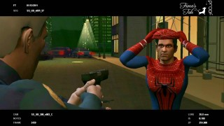 Peter Parker's secret identity is revealed in Previsualization animatic form.