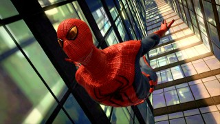"""The Amazing Spider-Man"" video game boasts better graphics than the previsualization animatics."