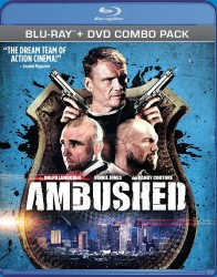Ambushed (2013) Blu-ray + DVD Combo Pack cover art -- click to buy from Amazon.com