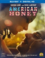 American Honey: Blu-ray + Digital HD cover art - click to buy from Amazon.com