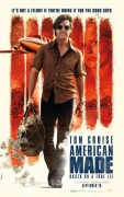 American Made (2017) movie poster
