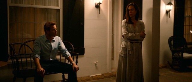 "Parenting ain't easy for Swede (Ewan McGregor) and Dawn Levov (Jennifer Connelly) in ""American Pastoral."""