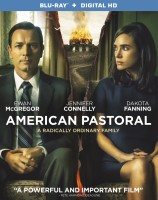American Pastoral: Blu-ray + DVD + Digital HD cover art - click to buy from Amazon.com