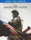 American Sniper (Blu-ray + DVD) - May 12