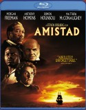 Amistad Blu-ray cover art -- click to buy from Amazon.com
