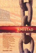 Amistad (1997) movie poster