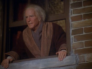 Benedict Slade (Henry Winkler) looks out his window to discover he hasn't missed Christmas at all.