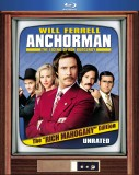 "Anchorman: The Legend of Ron Burgundy - The ""Rich Mahogany"" Edition Blu-ray -- click to read our review"