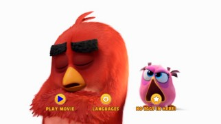 The Angry Birds Movie Blu Ray Dvd Review