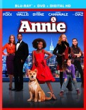 Annie (Blu-ray + DVD + Digital HD) - March 17