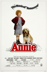 Annie (1982) movie poster