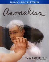 Anomalisa: Blu-ray + DVD + Digital HD combo pack cover art - click to buy from Amazon.com