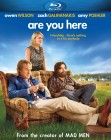 Are You Here (Blu-ray) - September 30