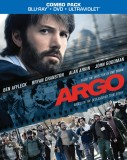 Argo: Blu-ray + DVD + UltraViolet Combo Pack -- click to read our review