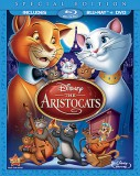 The Aristocats: Special Edition Blu-ray + DVD cover art -- click to buy from Amazon.com
