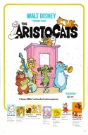 The Aristocats (1970) movie poster