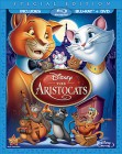 The Aristocats: Blu-ray + DVD combo pack -- click to read our review.