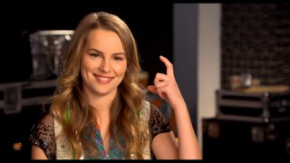 "Bridgit Mendler explains her leaf-size stature in this making-of companion to her ""Summertime"" music video."
