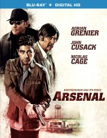 Arsenal: Blu-ray + Digital HD cover art - click to buy from Amazon.com