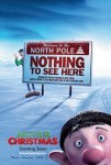 Arthur Christmas (2011) movie poster