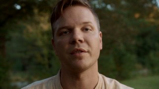 Cash (Jim Parrack) explains what he put into making his mother's coffin.