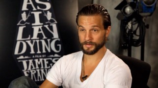 Logan Marshall-Green is one of nine interview subjects discussing characters and production.