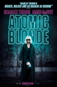 Atomic Blonde (2017) movie poster
