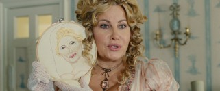 "A little Jennifer Coolidge goes a long way, but ""Austenland"" gives us a lot of her as the obnoxious Miss Elizabeth Charming."