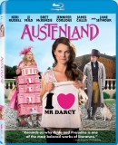 Austenland Blu-ray Disc cover art -- click to buy from Amazon.com